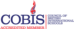COBIS Acredited Member | Council of British INternational Schools